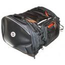 Moto krepšys skirtas montuoti gale